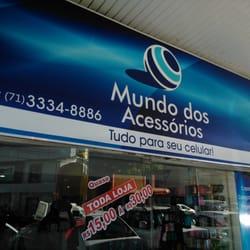 73ae1affc0 Foto de Mundo dos Acessórios - Salvador - BA, Brasil. Fachada da Mundo dos