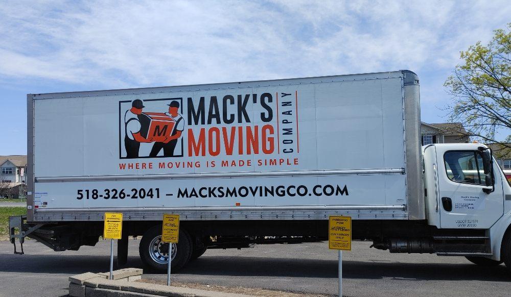 Mack's Moving: 4 Center Ct, Green island, NY