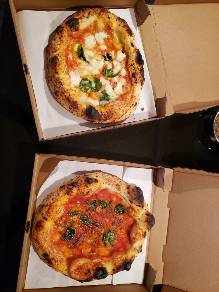 Una Pizza Napolitano: 91 1st Ave, Atlantic Highlands, NJ