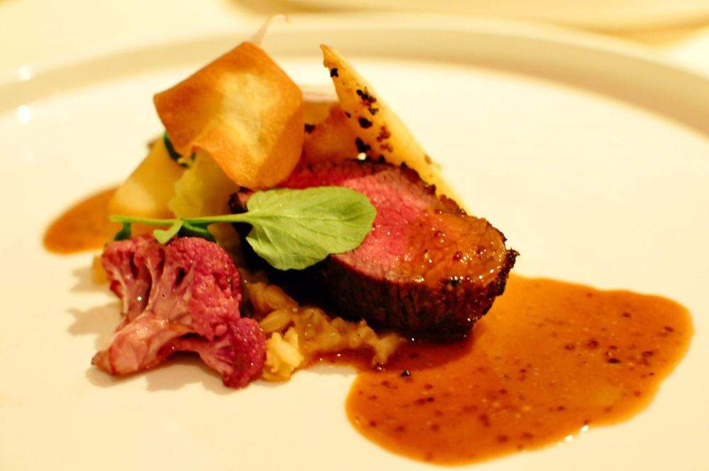 Freirich and petite filet of beef — pic 12