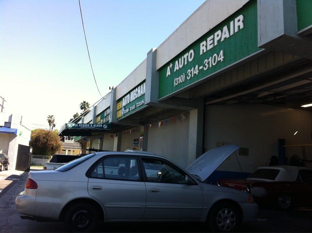 Car Scratch Repair Santa Monica