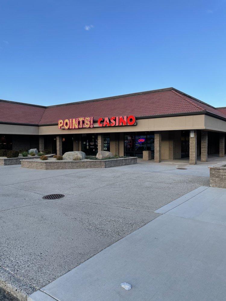 Points! Casino: 3771 US-395, Carson City, NV