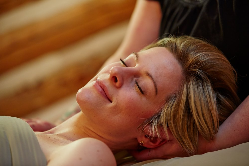Spa At Sacred Grounds: 10453 Townline Rd, Ephraim, WI