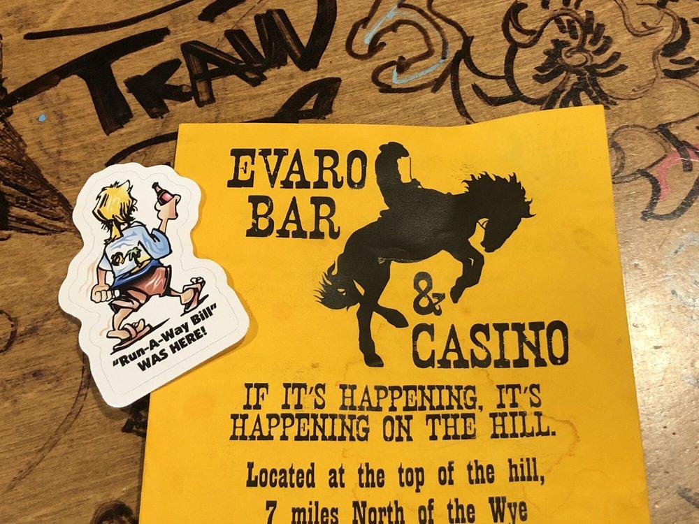Evaro Bar & Casino: 17025 US-93, Missoula, MT