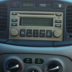 Photo of U Save Car & Truck Rental Isla Verde - Carolina, Puerto Rico, Puerto Rico. Car interior was dirty with a broken radio, no cover to interior light .