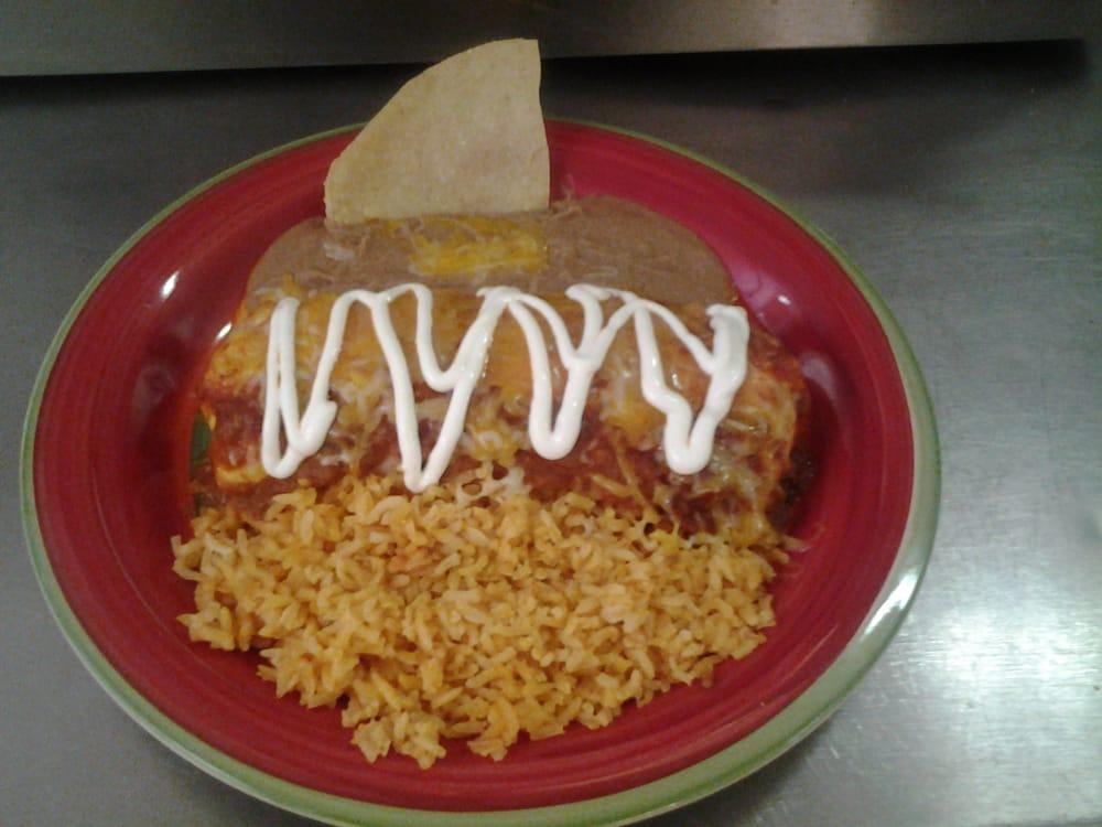 Pancho's Mexican Grill: 5866 N Hwy 59, Van Buren, AR