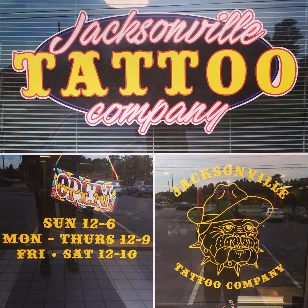 jacksonville tattoo company tatuaggi 407 western blvd
