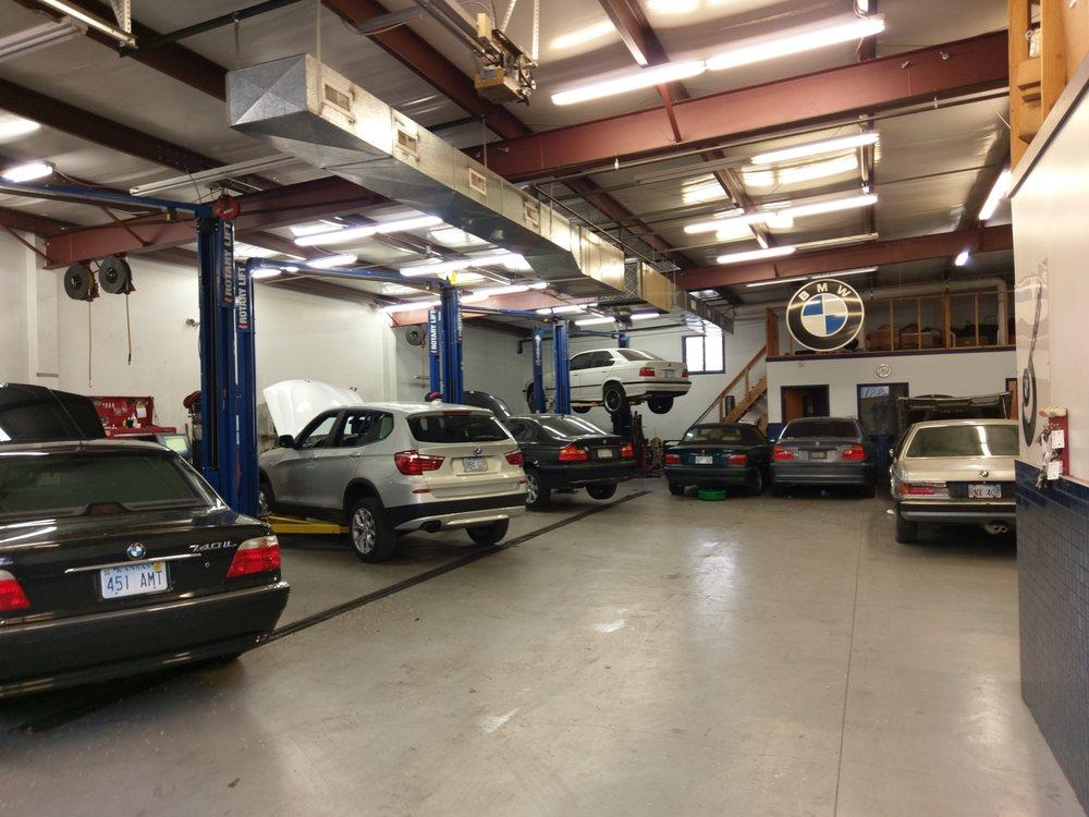 Bavarian Automotive Inc Auto Repair 1630 E 2nd St N Wichita Ks Phone Number Yelp