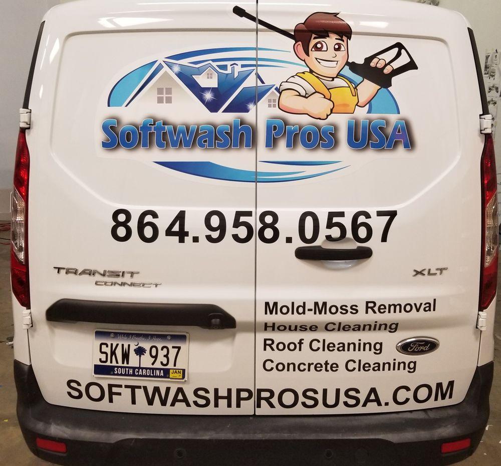 Softwash Pros USA: 439 Roberts Rd, Taylors, SC