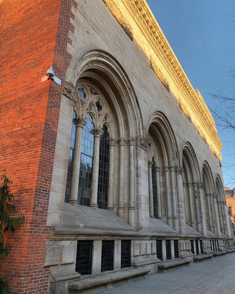 Social Spots from Yale University Art Gallery
