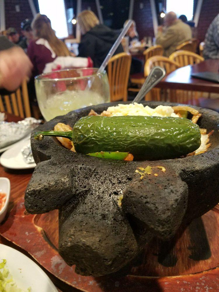 Food from La Curva