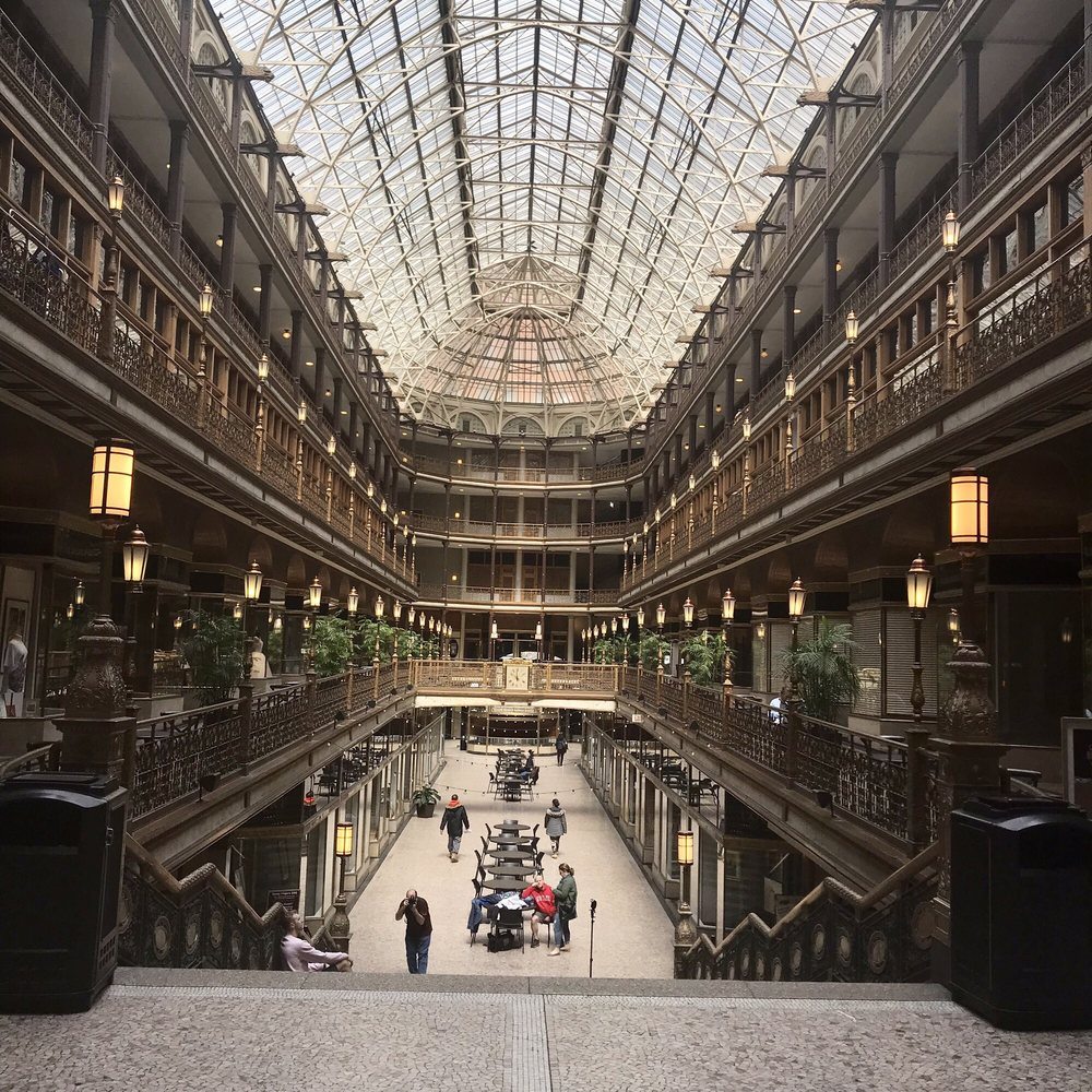 The Arcade Cleveland