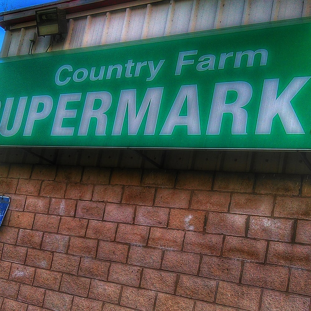 country farms supermarket - grocery