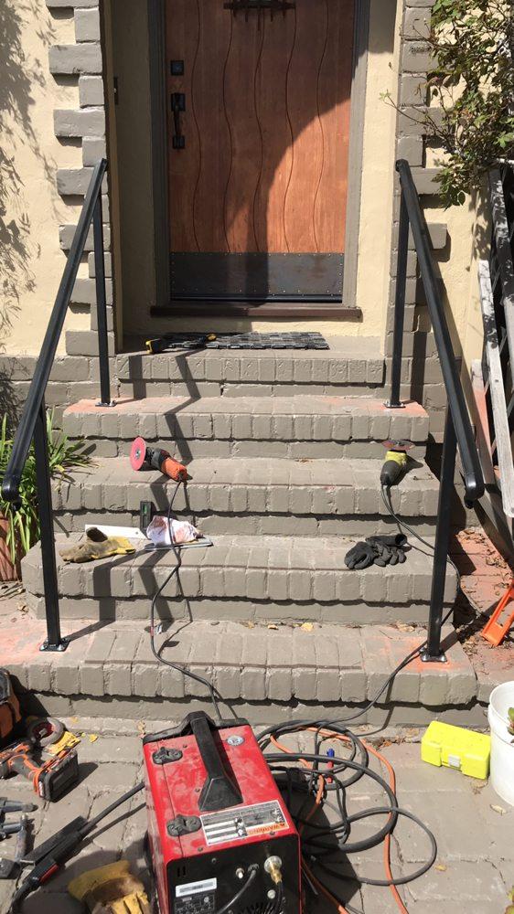 Wrought Iron Handrail Yelp