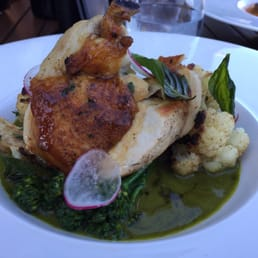 Game hen with green curry - Yelp