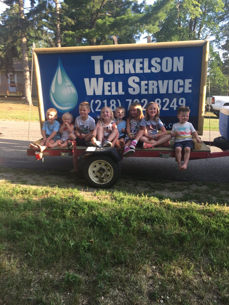 Torkelson Well Service: 15616 Chokecherry Dr, Nevis, MN
