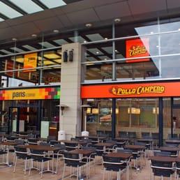 Pollo campero fastfood centro comercial la maquinista - Centro comercial maquinista barcelona ...