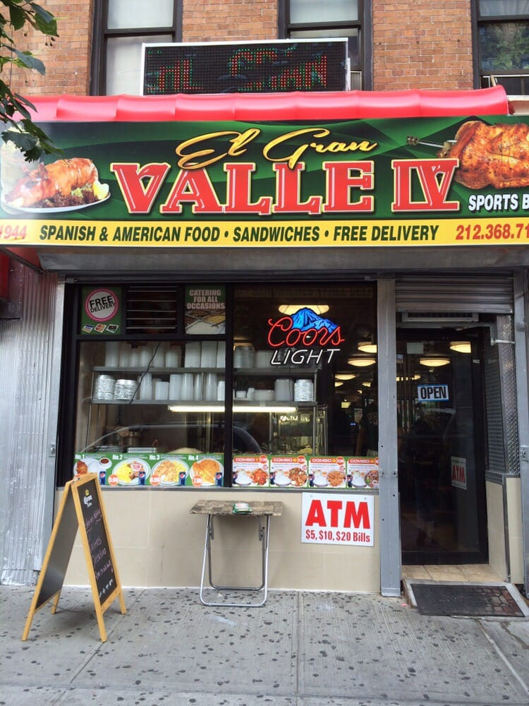El Valle Restaurant New York Ny