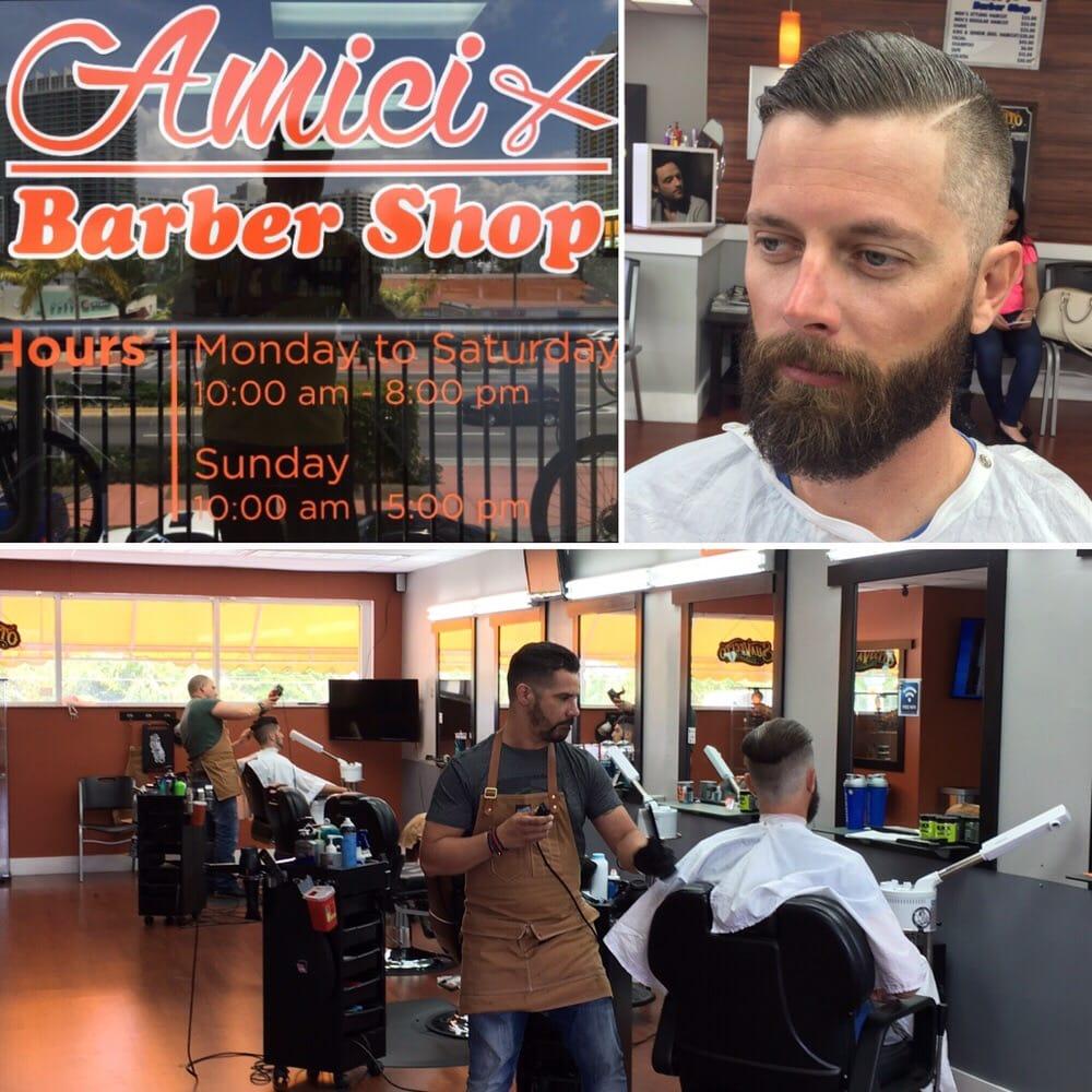 Amici Barber Shop 53 Photos 49 Reviews Barbers 1431 Alton Rd
