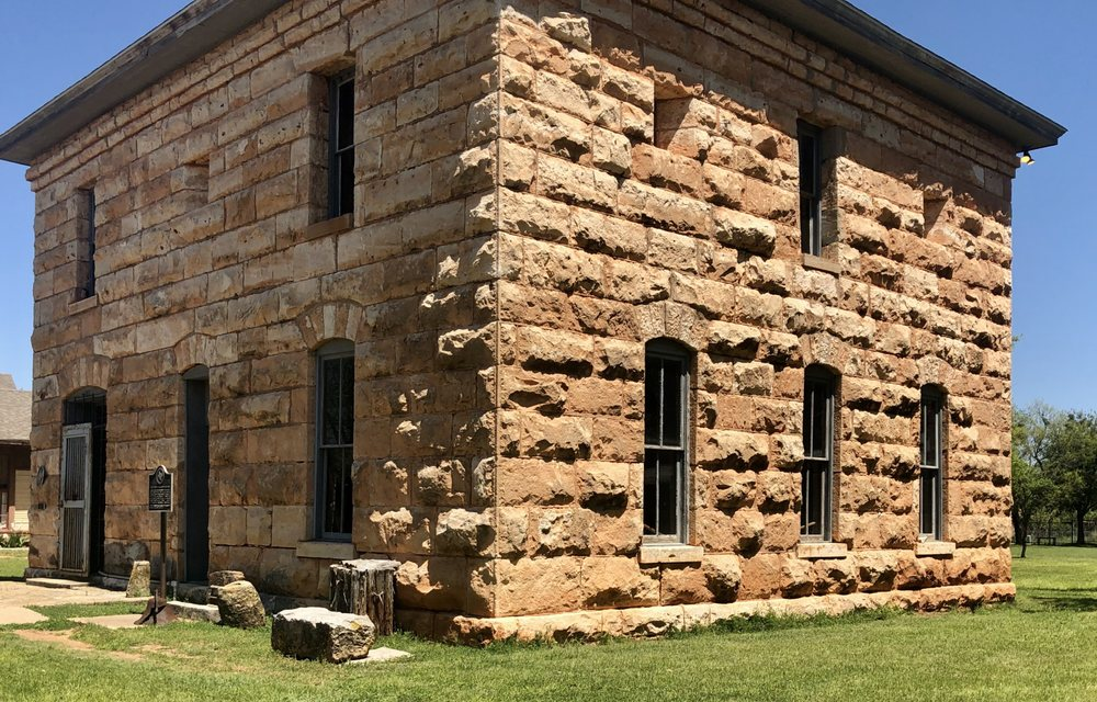 Taylor County History Center: 133 N William St, Buffalo Gap, TX