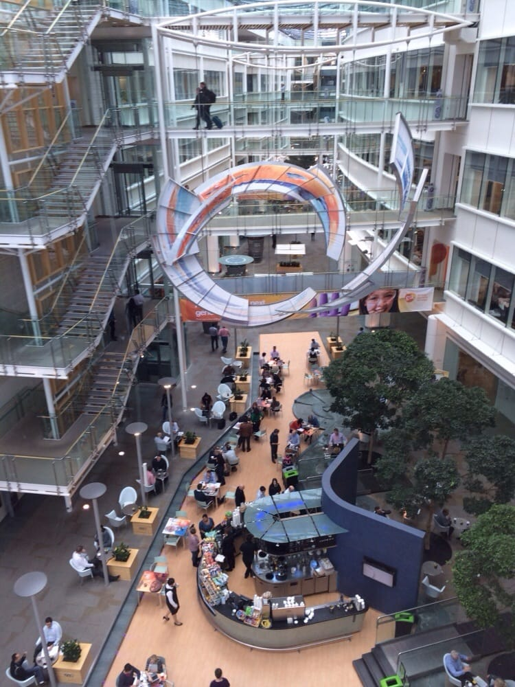 Photo of GSK House Brentford London