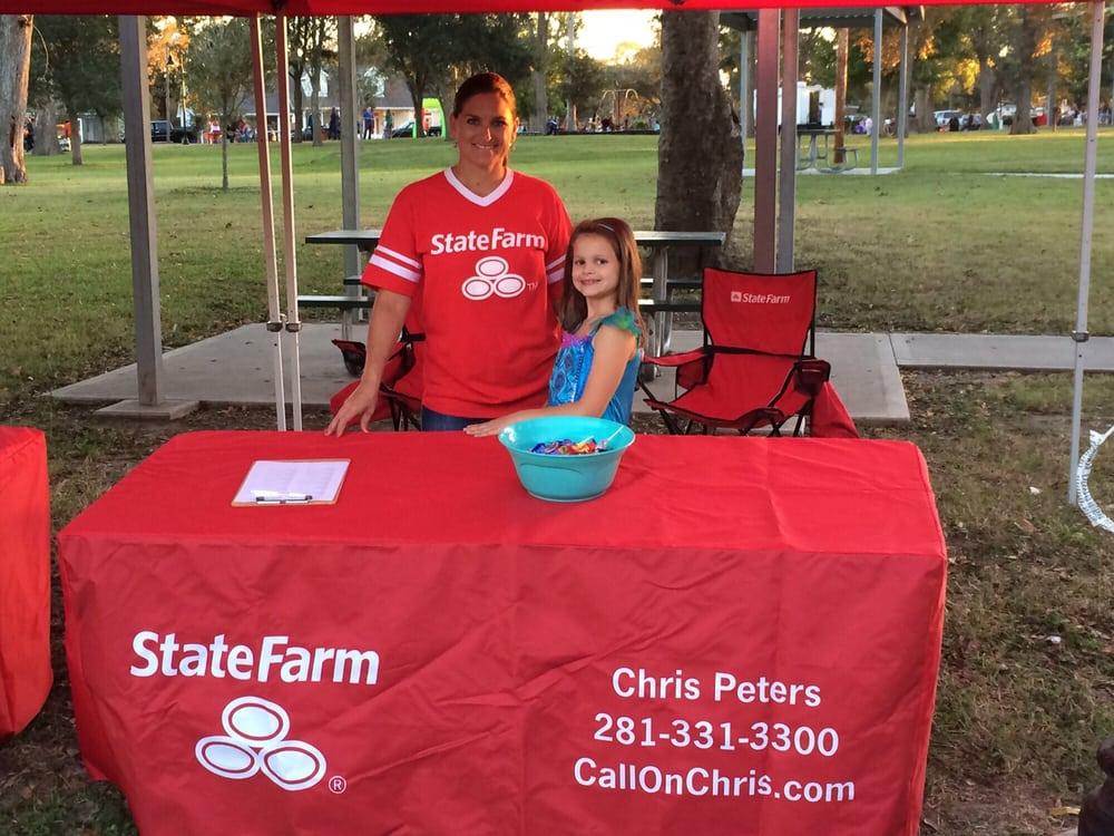 Chris Peters - State Farm Insurance Agent: 2626 S Loop 35, Alvin, TX
