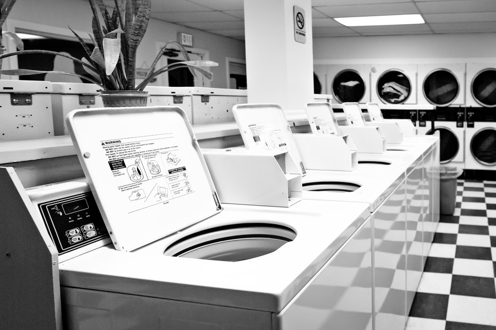 Sea Suds Laundromat: 202 S Montowese St, Branford, CT