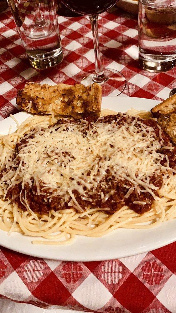 Pasquini's Fine Italian Food: 6241 Highway 99, Live Oak, CA