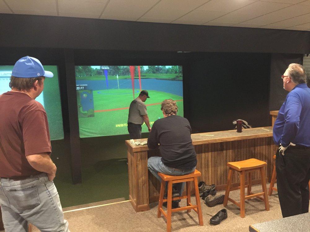 Bulrush Golf Club: 605 Brookside Pkwy, Rush City, MN