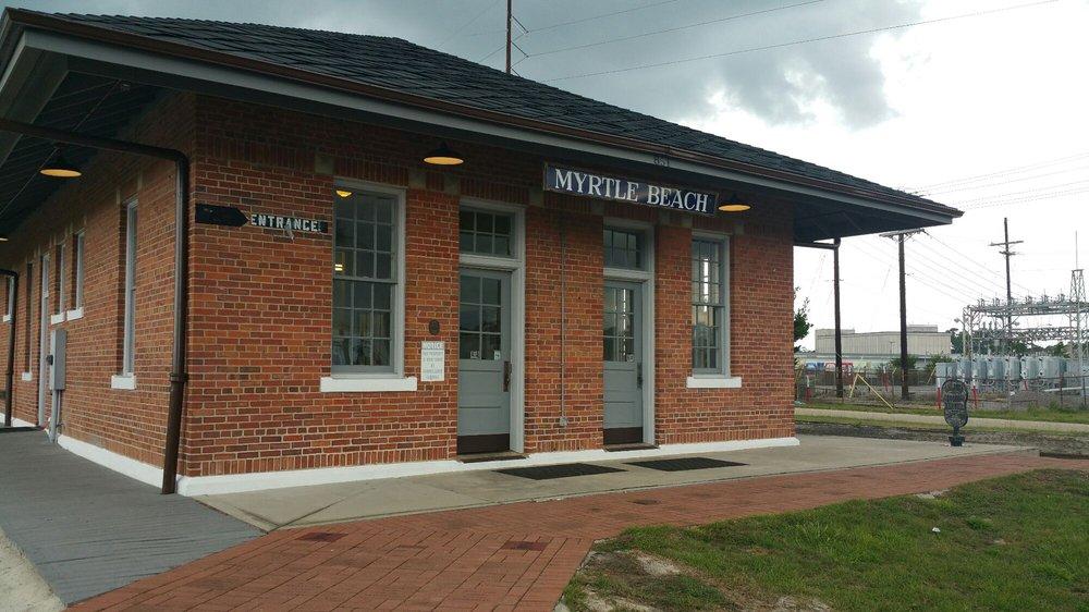 Myrtle Beach Train Depot