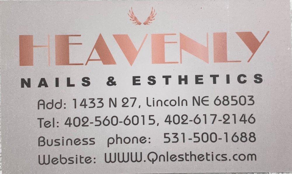Heaven Nails: 8222 Holdrege St, Lincoln, NE