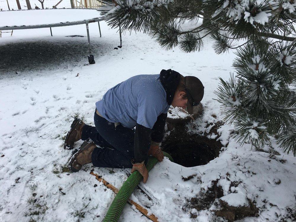 AAA Sewer Service: 3405 E Edwards Dr, Idaho Falls, ID