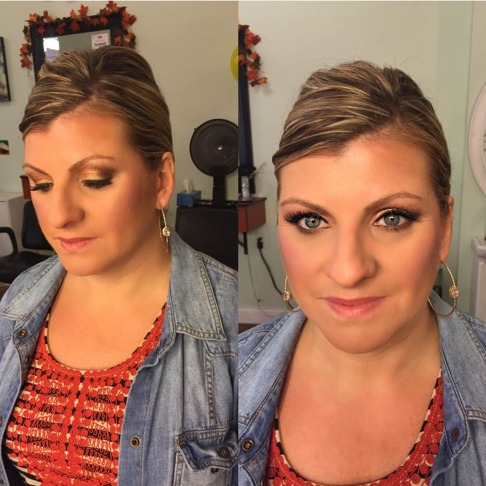 Stunning Makeup By Dovione At Get Gorgeous Salon St Paul Mn Yelp