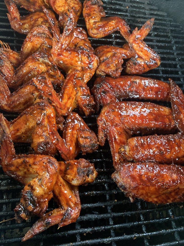 Just Grillin BBQ: 4779 Rockbridge Rd SW, Stone Mountain, GA