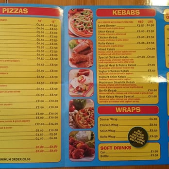 Original best turkish kebab house 10 photos takeaway for Classic kebab house stechford