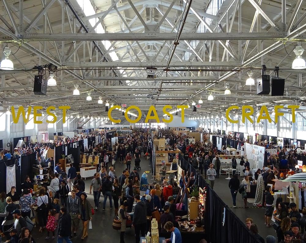 Craft Fair Fort Mason Nov