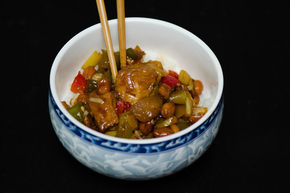 Kungpao Tofu Yelp