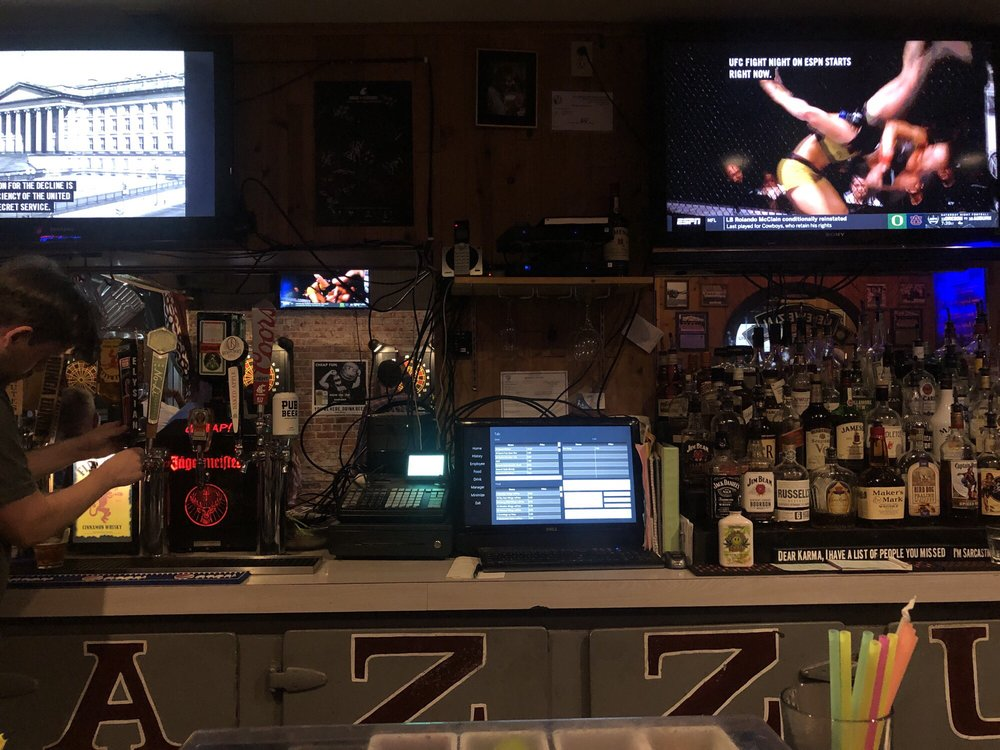 Pauly's Bar and Grill: 165 S Grand Ave, Pullman, WA