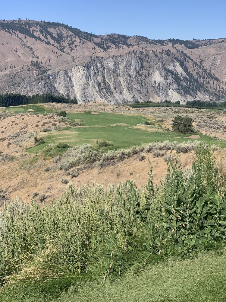 Desert Canyon Golf Resort: 1201 Desert Canyon Blvd, Orondo, WA