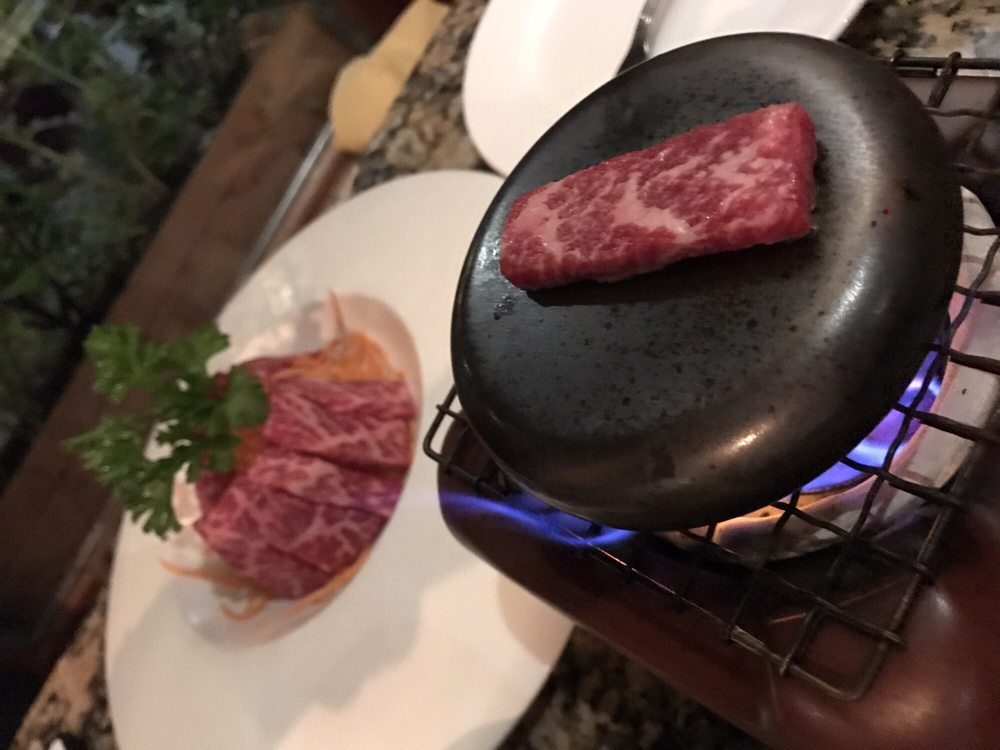 Kobe Beef Served At Your Liking Yelp