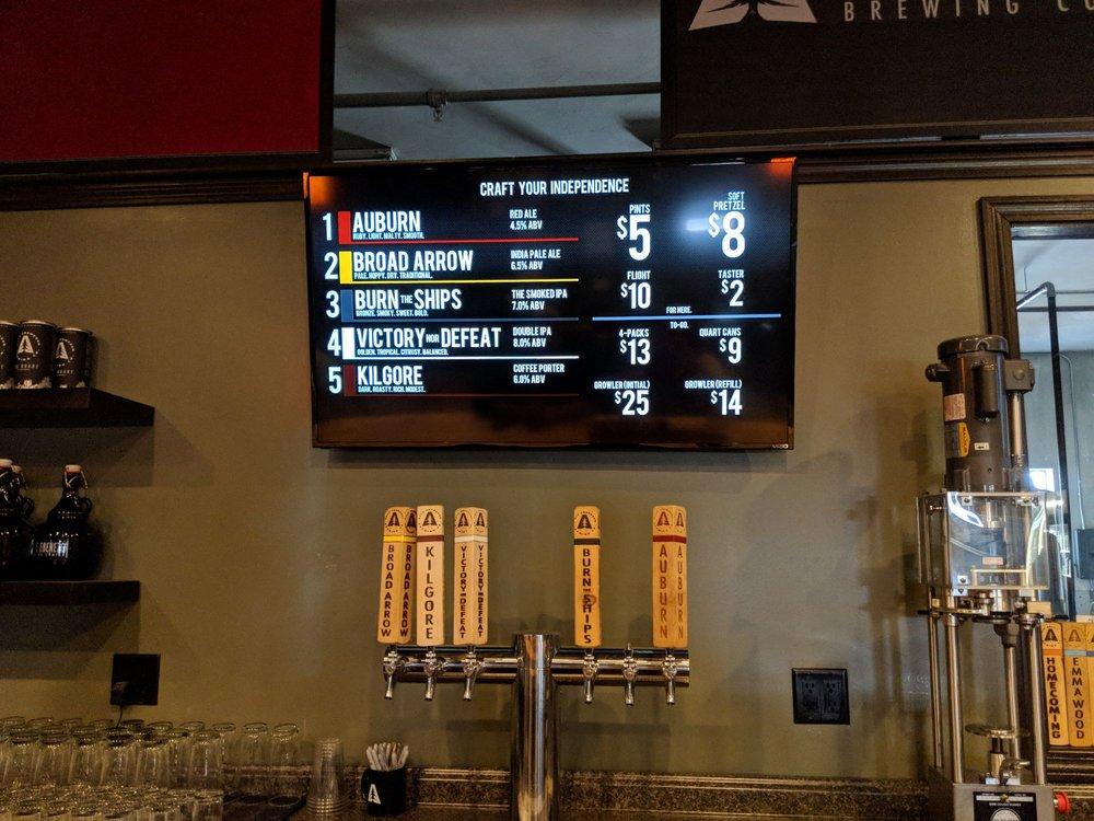 Able Ebenezer Brewing Company: 31 Columbia Cir, Merrimack, NH
