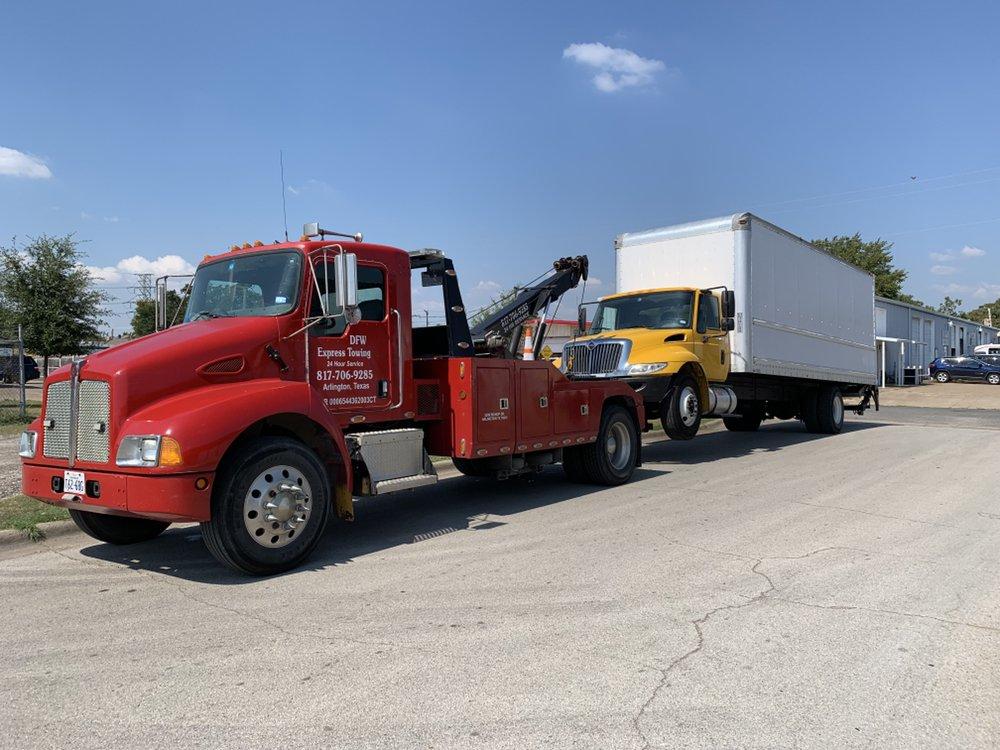 Express Towing Arlington: 3209 Bishop Dr, Arlington, TX