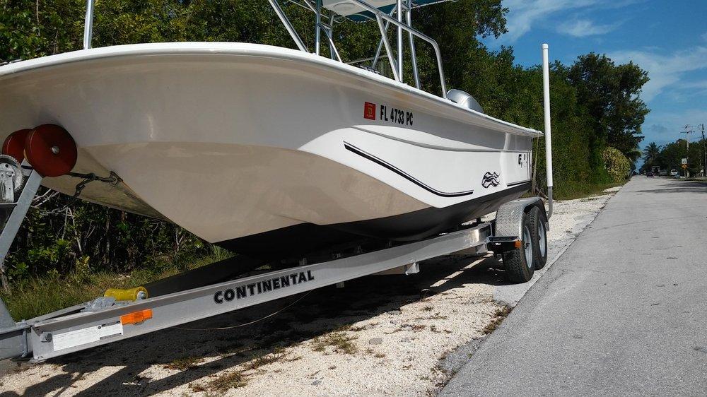 Boat Bottom Express: 27404 W Indies Dr, Ramrod Key, FL