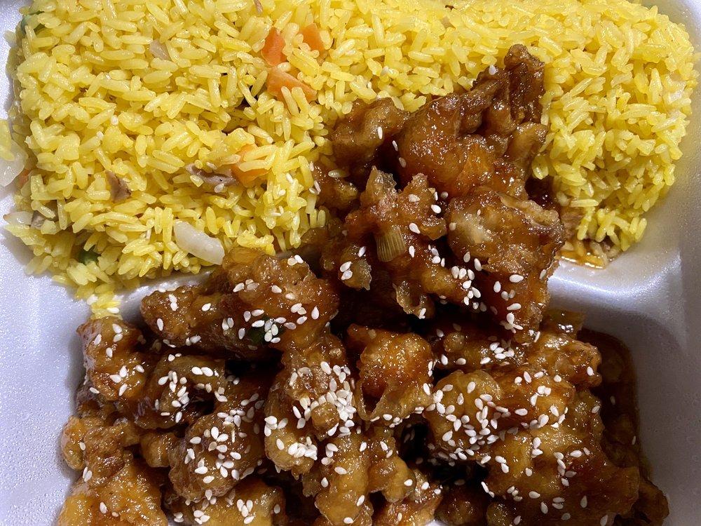 Happy Garden Chinese Restaurant: 233 Burke St, Gibsonville, NC