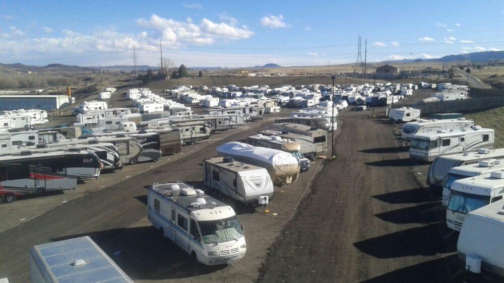 Denver Rv Storage Lot Yelp
