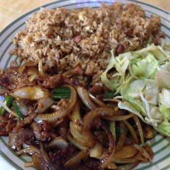 Photo Of Full House Chinese Restaurant Fremont Ca United States Mongolian Beef