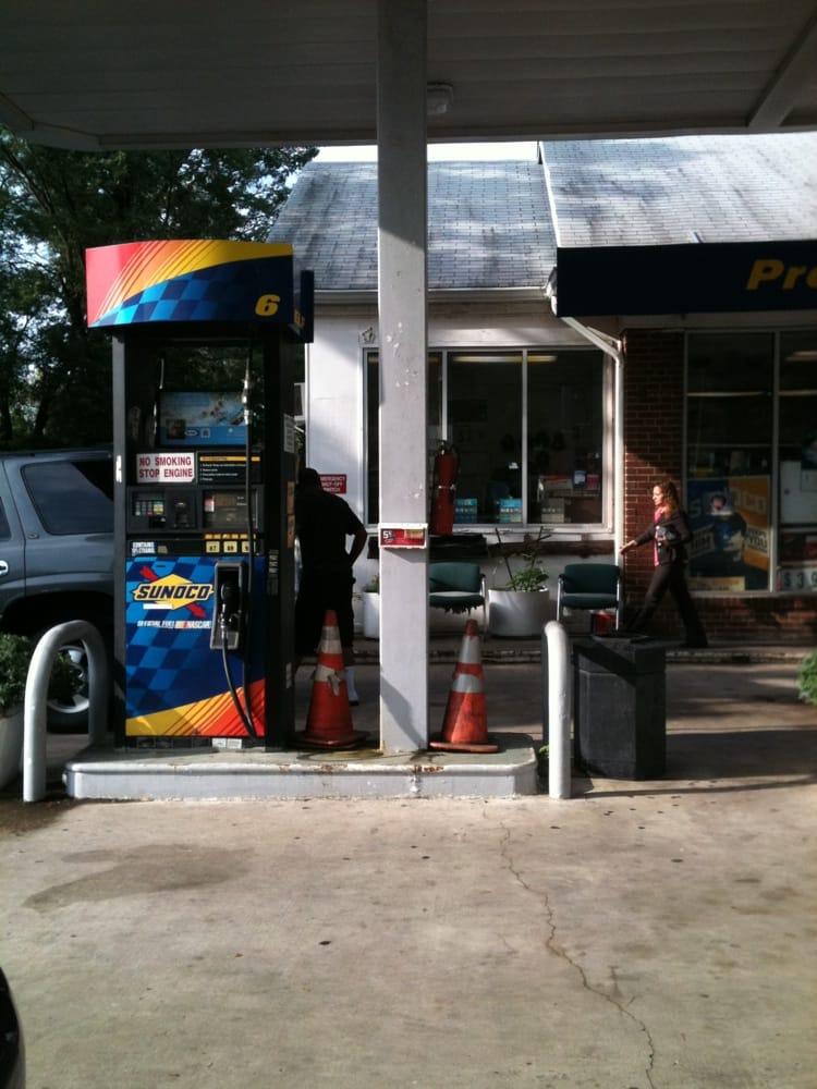 Exxon Gas Station Near Me >> Sunoco Gas Station - Gas Stations - 2838 Duke St