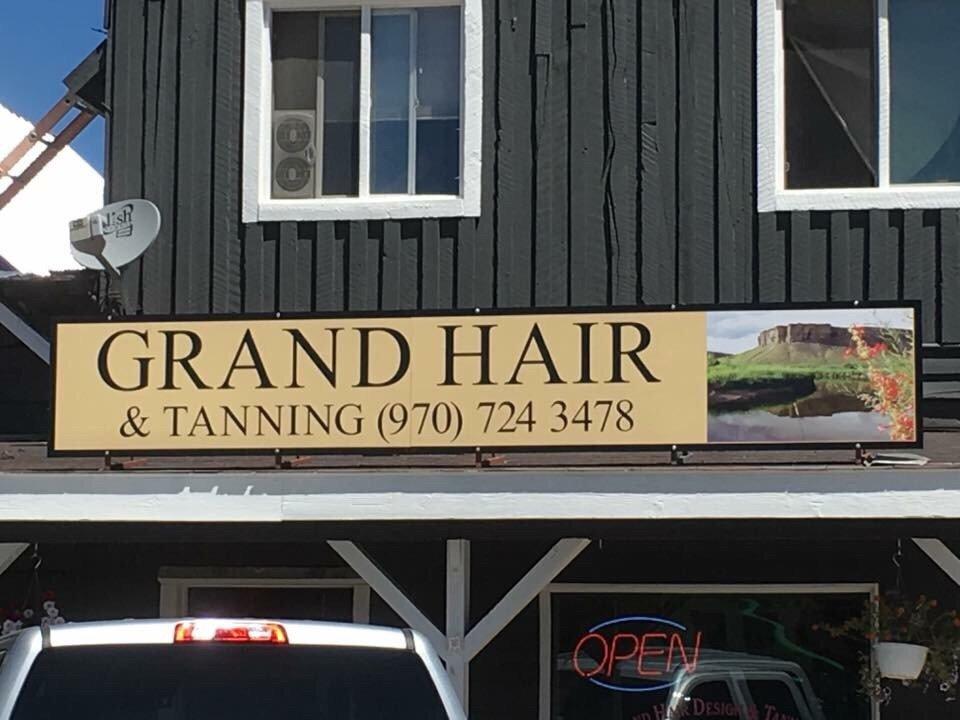 Grand Hair Design: 219 Central Ave, Kremmling, CO
