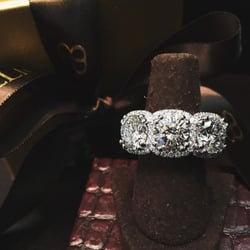 Photo of Billig Jewelers - Marlton, NJ, United States. Why settle for one diamond when you can have three? #triplethreat