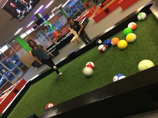 Soccer Pool World - Soccer Pool, Snook Ball
